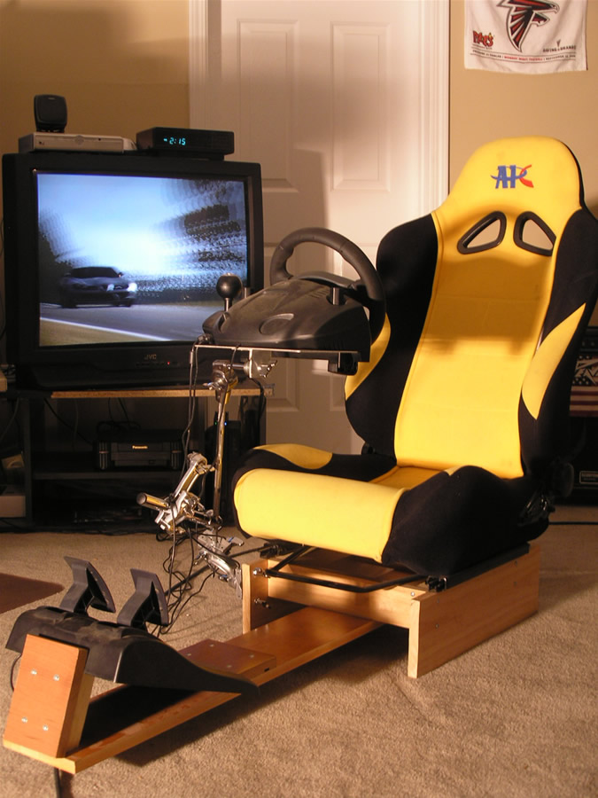 Racing Simulation - Home Gaming Chair